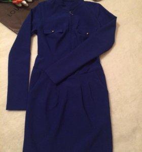 Платье синее 👗👗