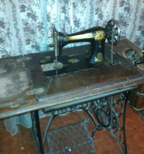 SINGER ножная швейная машинка