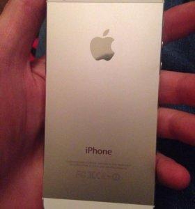 Iphone 5 срочно!!!