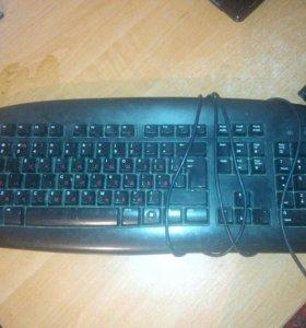 Клавиатура logitech для пк