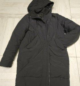 Тёплое пальто (пуховик) ichi