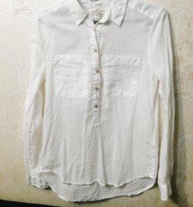 Рубашка хлопковая женская
