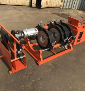 Сварочный аппарат для пнд труб HDC 500 (180-500мм)