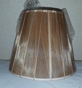 6 плафонов для люстры на лампочку свеча