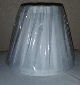 4 плафона для люстры на лампочку свеча