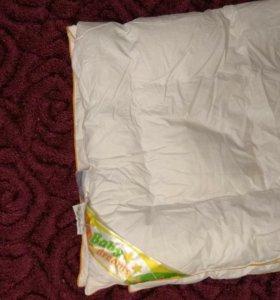 Одеяло детское Каригуз натуральный пух