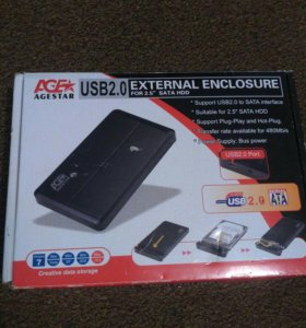 Внешний корпус HDD для жесткого диска