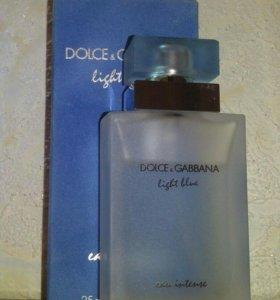 Духи Dolce&Gabbana light blue