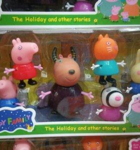 Набор Свинка Пеппа друзья