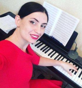 Уроки сольфеджио по скайпу,фортепиано