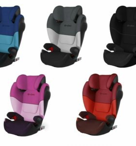 Новое Cybex Solution m-fix SL 15-36 кг в 2 цветах
