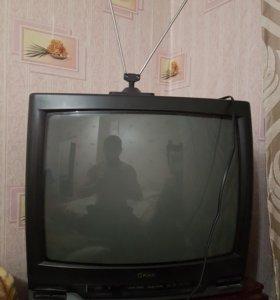 Телевизор рабочий, кроме пульт