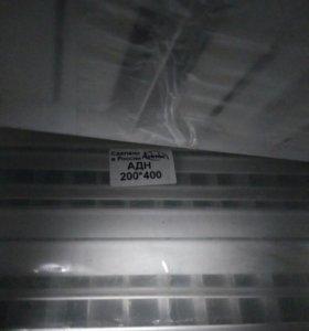 Вентиляционная решётка Арктос адн 200*400