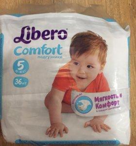 Подгузники Libero Comfort (10-16 кг) 36 шт.