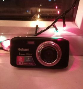Камера Rekam iloox s755i