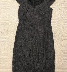 Новое платье на подкладке