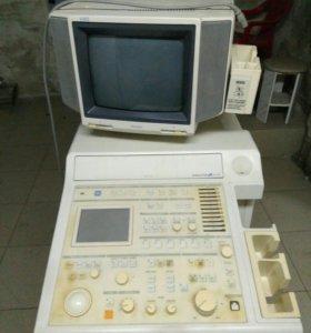 УЗИ сканер Toshiba SSH-140A - цветной аппарат