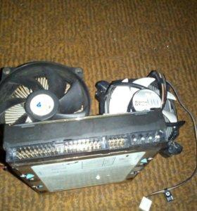 Процессоры,кулера,оперативная память,hdd