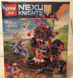 Nexu Knights Роковое наступление генерала Магмара.