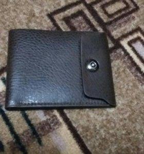 Новые кошелек и чехол для телефона