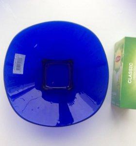 Салатник синий