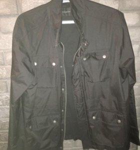 Куртка ветровка French Connection