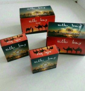 Продаю экологически чистое мыло Silk way