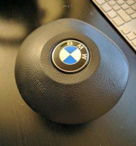 BMW E46 подушка безопасности в руль