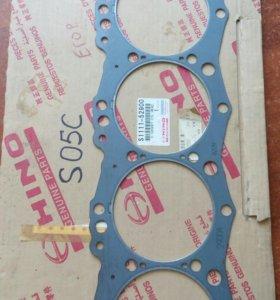 Прокладка ГБЦ на двигательSO5C