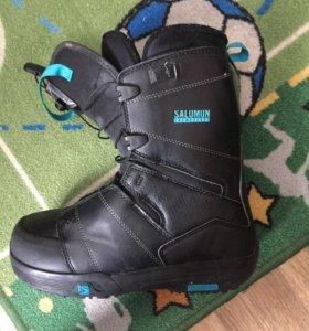 Ботинки для сноуборда 38 раз , маломерят на размер