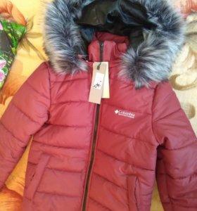 Новая куртка евро зима