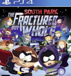 South Park: The Fractured But Whole PS4/ Обмен
