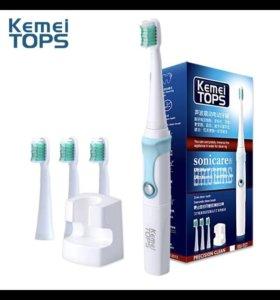Автоматическая зубная щетка