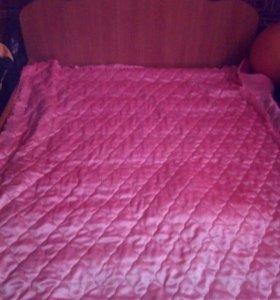 Кровать, спальное место 200*140