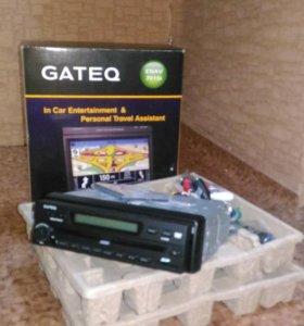 Автомагнитола с навигацией Gateq enav 7010i
