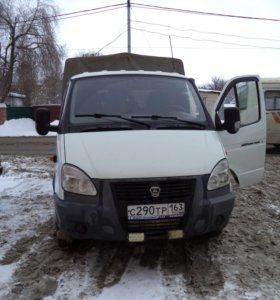 Газель ГАЗ 330252