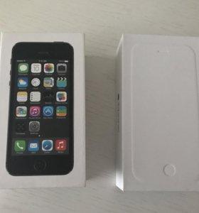 Коробки от Iphone 6 и Iphone 5S 16 gb