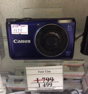 Фотоаппарат Canon PC1585