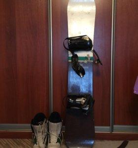 Комплект для сноуборда