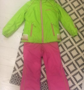 Лыжный костюм Phenix 4-8 лет б/у