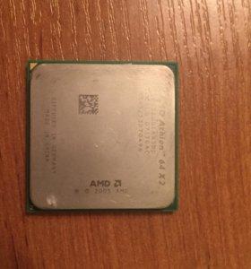 Процессор AMD Athlon 64x2 core dual 3600 1,9 гц
