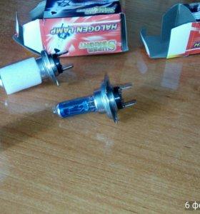 Лампочки ксеноновые H7-12v-55w