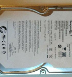 Жёсткий диск 1tb 3.5