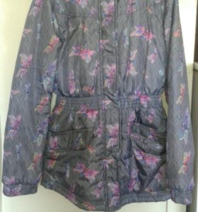 Демисизонная куртка для девочки 11-12 лет