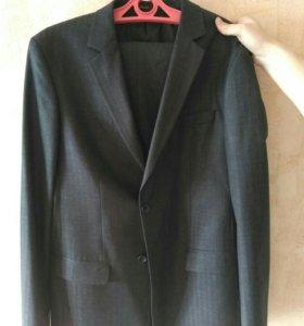 Костюм мужской, пиджак+брюки