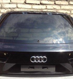 Audi Q7 4M Крышка багажника Ауди ку 4М новый кузов