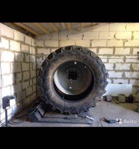 Шиномонтаж грузовой легковой и спецтехники