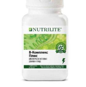 Витамины B-комплекс плюс Нутрилайт