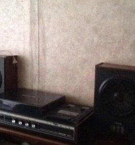 Стереомагнитоэлектрофон Россия 325 С 1
