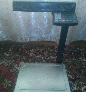 Весы электрически состояние отличные